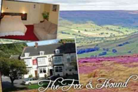 The Fox and Hounds - Two Night Stay For Two With Breakfast - Save 71%