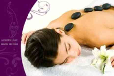 Lansdowne Place Hotel - One Hour Hot Stone Massage - Save 66%