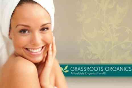 Grassroots Organic - Antipodes Organic Beauty Facial Plus Back,Neck and Shoulder Massage - Save 65%
