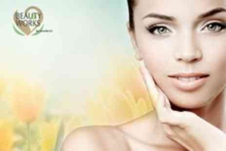 Beauty Works - One Sessions of Pelleve Radio Frequency Skin Treatments - Save 75%