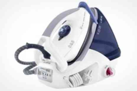Simply Things - Tefal Steam Generator Iron: Express Compact - Save 38%