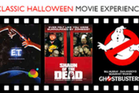 Rooftop Film Club - Classic Halloween Movie Experience Ticket - Save 53%