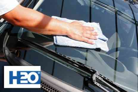 H2O Car Valeting - Three Star Car Valet - Save 57%