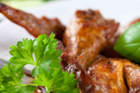 Coco Bamboo - Two Course Brazilian Meal for Two with Wine - Save 58%
