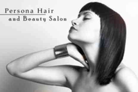 Persona Hair and Beauty - Wash, Cut and Blow Dry With Conditioning Treatment and Head Massage - Save 57%