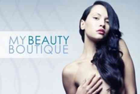My Beauty Boutique - Hair Restyle and Finish Plus Mini Manicure - Save 66%
