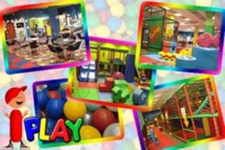 i play - Childrens Party For Ten With Private Suite and Buffet - Save 62%