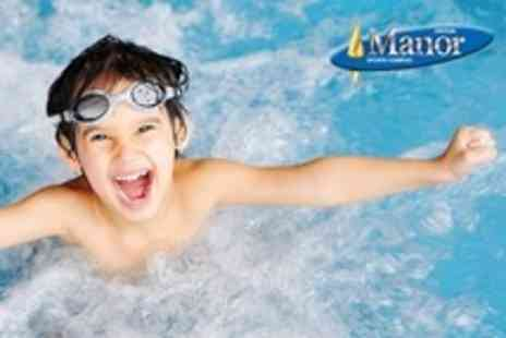 Fenton Manor Sports Complex - Sea Scooter Pool Party For Ten Children - Save 13%