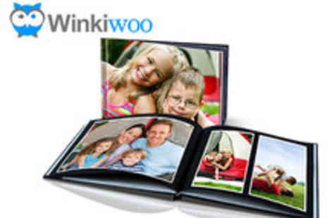 Winkiwoo - High Quality Printed Facebook Photo Book - Save 77%