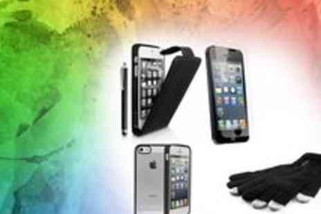 My Touchscreen.co.uk - iPhone 5 Accessory Bundle - Save 66%