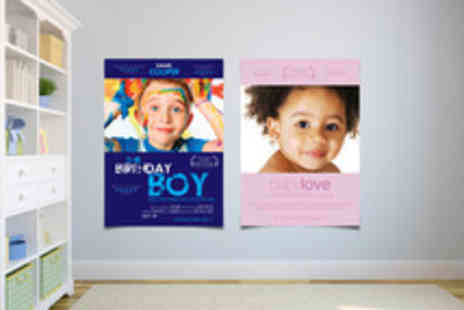 AllStar Posters - Personalised A2 movie poster for a personalised A1 poster - Save 57%