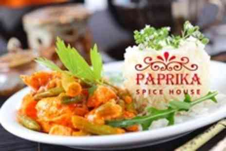Paprika Spice House - Indian Cuisine For Two - Save 55%