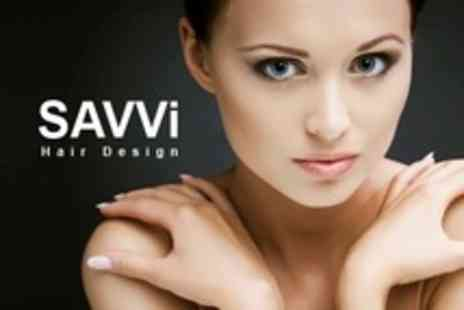 SAVVi Hair Design - One Hour Facial - Save 50%