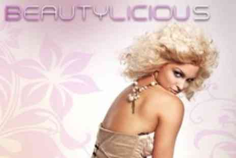Beautylicious Scotland - Full Tint With Conditioning, Cut and Blow Dry - Save 62%