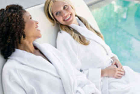The Spa - Spa Day for Two with 2 Course Lunch and Treatment - Save 67%