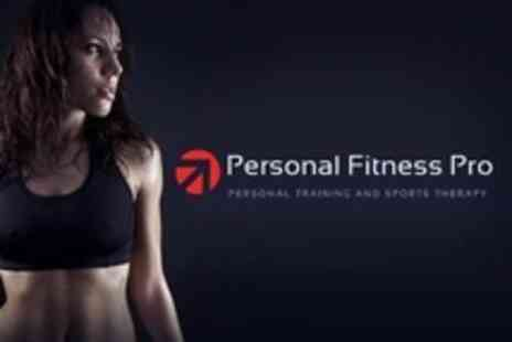 Personal Fitness Pro - Ten Boot Camp Sessions - Save 68%