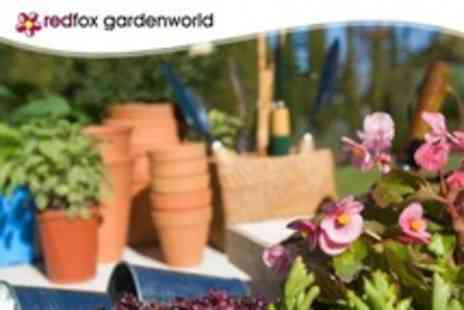 Red Fox Garden World - Garden and Christmas Products - Save 50%
