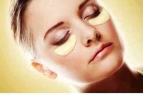 EggSnog - 10 Gold Collagen Masks for your Eyes, Lips and Neck - Save 85%
