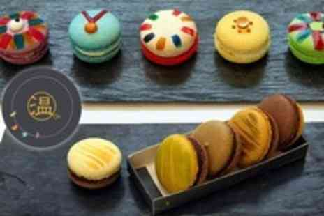 On Cookery School - Macaron Making Workshop With Canapes and Drinks - Save 51%