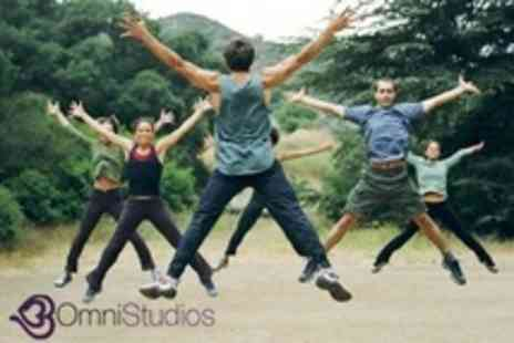 Omni Studios - Ten Boot Camp Sessions - Save 76%