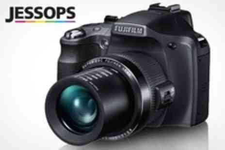 Jessops - Fujifilm FinePix Digital Bridge Camera  With Accessory Pack - Save 24%