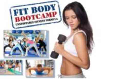 Fit body concepts - 3 Weeks Unlimited Access to over 100 Training Sessions - Save 80%