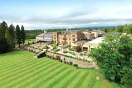 Slaley Hall - Nights stay for 2 inc breakfast dinner & bottle of wine - Save 50%