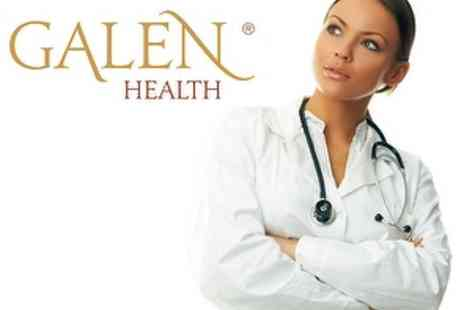 Galen Health - Health Assessment, Blood Profile & 3 Month Private Harley Street Medical Membership - Save 70%