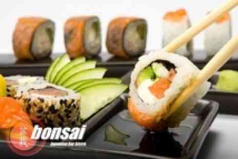 Bonsai Bar Bistro - Japanese Food For Two - Save 55%