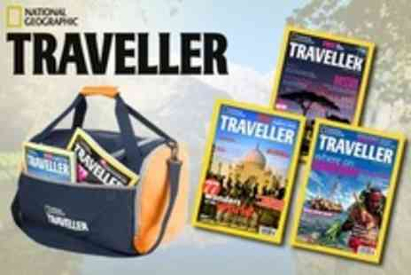 National Geographic Traveller - Eight Issue Subscription Including Delivery - Save 58%