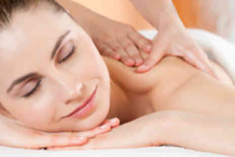 Essence Hair Studio - Full back, neck and shoulder massage plus luxury facial - Save 67%