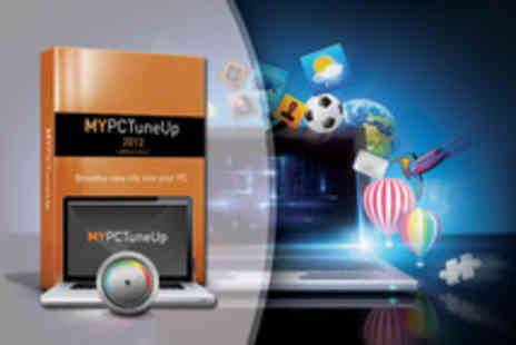 MYSecurityCenter - One year MYPCTuneUp 2012 package - Save 80%
