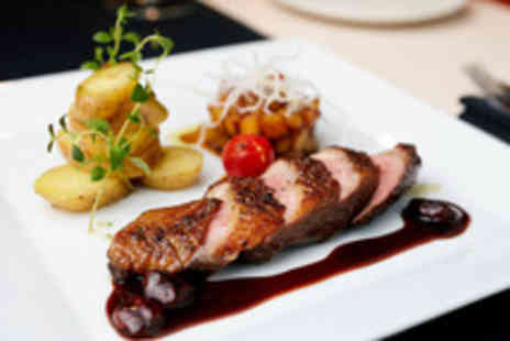 The Yacht London - Three course meal for 2 on board - Save 52%