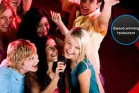 Madras Palace - Group of ten to attend Curry Karaoke including an all-you-can-eat buffet - Save 80%