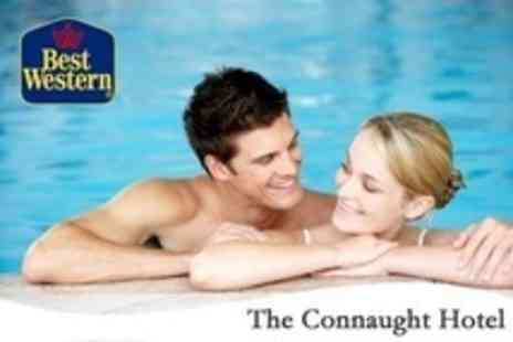 Blue Water Spa at The Connaught Hotel - Spa Day For Two With Massage, Lunch and Champagne - Save 29%