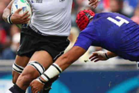 Gloucester Rugby - Two Tickets to Fiji Rugby v Gloucester Rugby - Save 54%