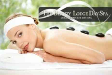 The Beauty Lodge - One Hour Hot Stone Massage - Save 60%