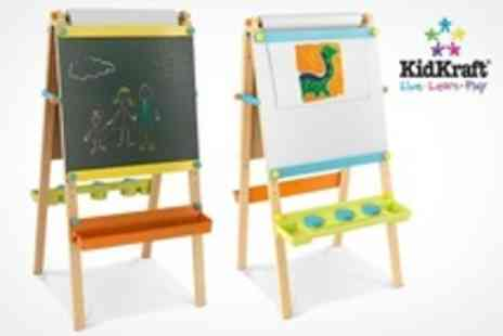 Kids Playstore.com - KidKraft Artists Easel With Paper Roll - Save 50%