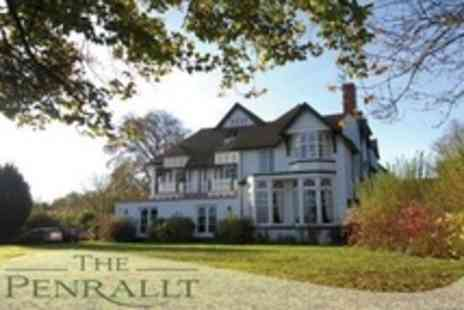 The Penrallt - Two Night Stay For Two With Breakfast - Save 65%