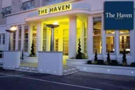 The Haven Spa - One Night Stay For Two With Spa, Wine and Breakfast - Save 45%