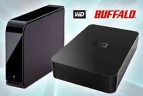 Retail Outlet - 1TB External Hard Drive Western Digital - Save 40%