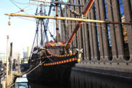 The Golden Hinde - Ttickets for half term,fun and family action tours - Save 40%