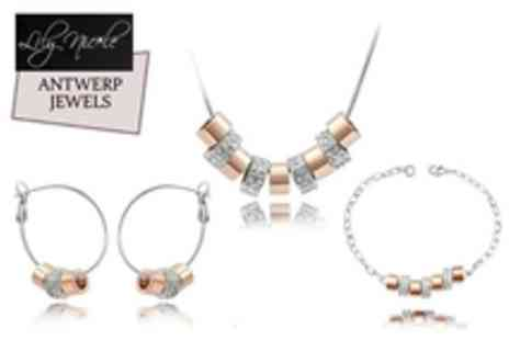 Antwerp Jewellers - Adorn yourself with sparkles stunning jewellery - Save 85%