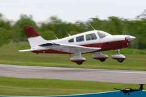 Hinton Pilot Flight Training - Two Hour Light Aircraft Flying Lesson - Save 66%