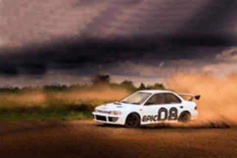 Epic Dirt Motorsports - Night Time Rally Challenge Middlesbrough - Save 50%