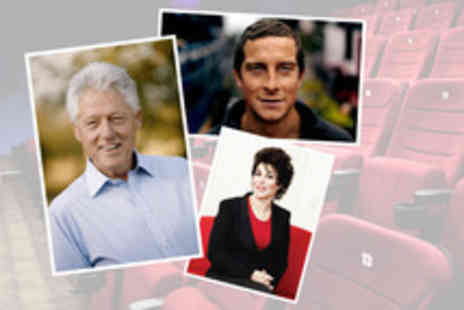 ExCeL -Ticket to the Entrepreneurs 2012 business conference - Save 88%