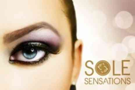 Sole Sensations Beauty Directors - HD Brows and Eyelash Extensions - Save 50%