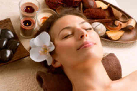 Essential Spa - A luxury spa package including massage, facial, collagen eye treatment & scalp massage - Save 81%