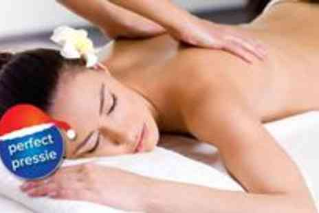 William Anthony - Luxury spa day including a mini facial and a half body massage - Save 54%