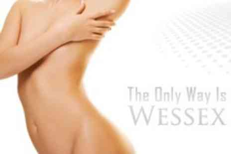The Only Way is Wessex - Three Laser Lipolysis Sessions Plus Spa Access - Save 31%